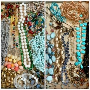 Beaded Jewelry Bundle